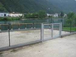 Inaugurazione area di pesca riservata ai disabili